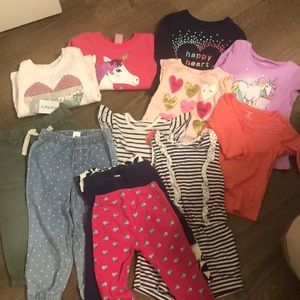 Carter's 18-24 month lot